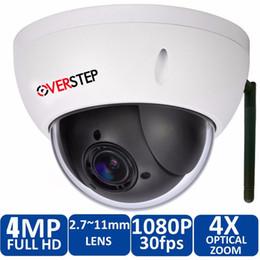 DH-SD22204T-GN-W Caméra IP réseau IP67 full HD dôme WIFI caméra réseau wifi 4mp wifi 4mp ptz SD22204T-GN-W ? partir de fabricateur