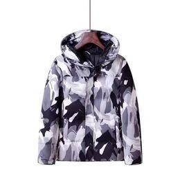Casacos de moda de inverno on-line-Mens Fashion Goose Down Jacket Designer Inverno Parka das mulheres dos homens de alta qualidade Designer Brasão Parka Jacket Mens Inverno Casacos de Down