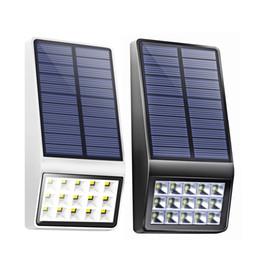 Lights & Lighting Icoco 6 Led Solar Light Outdoor Garden Solar Powered Wall Light Fence Energy-saving Waterproof Semicircle Wall Lamp