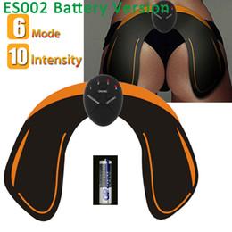 Entrenador de control remoto online-EMS Hips Trainer Muscle Hip Stimulator Butt ayuda a levantar la forma y reafirmar las nalgas.
