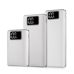 Universal-Handy-Energien-Bank-bewegliches externes Nothilfebatterie-Ladegerät PowerBank USB-Ladegerät-Satz 7500mah 10000mah von Fabrikanten
