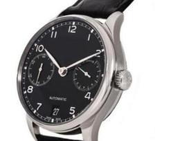 Часы португальские онлайн-Наручные часы наручные часы Sales MENS NEW Португальский с автоматическим управлением 7 Day Black