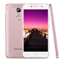 2019 pf 64 HOMTOM Original HT37 PRO Impressão Digital Smartphone MTK6737 Quad Core Android 7.0 3 GB RAM 32 GB ROM 5.0 Polegada 13 MP 3000 mAh Celular pf 64 barato