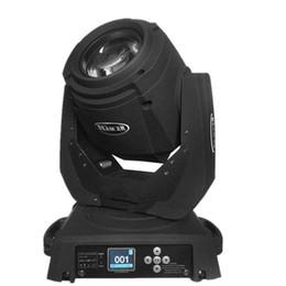 2019 Nuovo Sstage Lighting 2R Moving Head Lght 120W Computer Beam Lght Wedding Bbar Dyeing Pattern Lghts da
