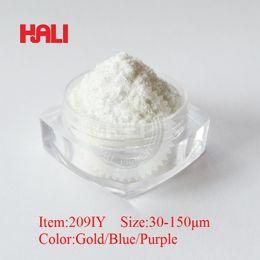Pigmento Chameleon 100G pigmento cromatico Shifting Pigment Mica Pearl Automotive Paint Pigment, Articolo: 209IY, spedizione gratuita da eye makeup brush sets fornitori