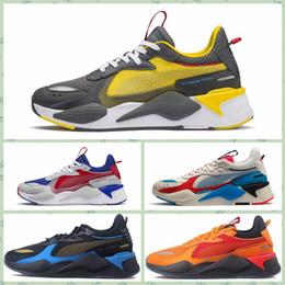 puma 2019 Neue Desginer Sneaker Creepers TRANSFORMERS RS X Spielzeug Reinvention Schuhe Neue Männer Frauen Laufen Basketball Trainer Lässige