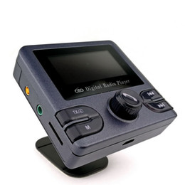 """2019 alto-falantes de rádio ds Carro DAB / DAB + Rádio Digital Portátil Transmissor FM Bluetooth 2.4 """"Tela TFT Car Kits - TF Cartão MP3 Player"""