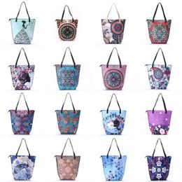 Couro étnico on-line-Mulheres estilo étnico Messenger Bag Couro Lady Bolsas Saco de Compras Feminino Retro Vintage One Shoulder Bags