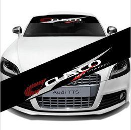 Aufkleber banner online-Auto Windschutzscheibe Vinyl Aufkleber Banner reflektierend für CUSCO High Powered Aufkleber