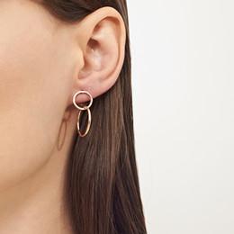 Boucle d'oreille en argent plaqué or boucle d'oreille Sexy 8 ? partir de fabricateur