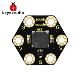 Módulo de sonido online-Keyestudio Passive Buzzer Sound Module For BBC micro: bit