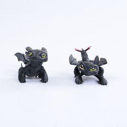 1 stück Drachenzähmen 2 Spielzeug Action-figuren Nacht Wut Zahnlos PVC Drache Kinder Brinquedos Kinderspielzeug AIJILE von Fabrikanten