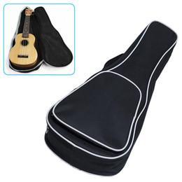 26 polegadas ukulele Desconto 21/23/26 Polegadas Ukulele Acolchoado Saco Guitarra Caso Bolsas Para Guitarra Acústica Instrumentos Musicais Partes de Guitarra YS-BUY