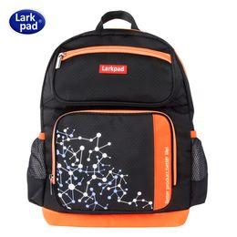 c8930fa97 Saco de escola para alunos da escola primária sacos de ombro mochila para o  menino Larkpad crianças mochila meninas Adolescentes grande espaço