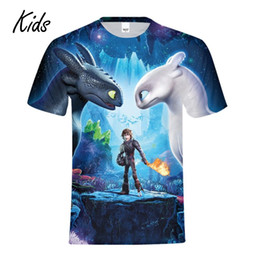 Cat On Tree Youth Kids T Shirt 3D Printed Short Sleeve Crew Neck Tees Shirts for Boys Children