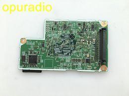 mini rádio usb remoto Desconto Frete grátis Motherboard CNQ6604 com cartão SD de 4 GB para Toyota 86140-60130 Prado car DVD CD player de áudio MP3 WMA mapa