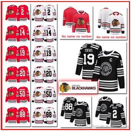 19 Джонатан Тэйвс 2019 новый Чикаго Блэкхокс 50 Кори Кроуфорд Джерси 20 Брэндон Саад 2 Данкан Кит 88 Патрик Кейн НХЛ хоккей трикотажные изделия от