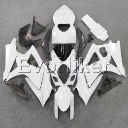 ABS FaFor GSXR1000 2007-2008 GSXR 1000 07 08 GSXR1000 motocicleta blanco kit de carrocería de plástico desde fabricantes