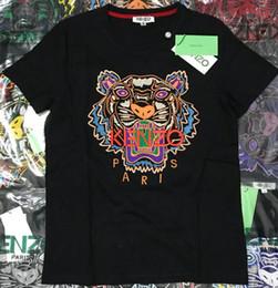 Marca de moda verão mulheres homens camiseta bordado camisas de manga curta algodão mulheres tees homens tops homens camisas bordados camisa de Fornecedores de camisas elegantes sexy baratas