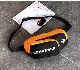 Borsa a tracolla arancione online-Casual Fashion Unisex Chest Bag Estate Uomo e donna Borse a spalla singole in rosso arancio verde