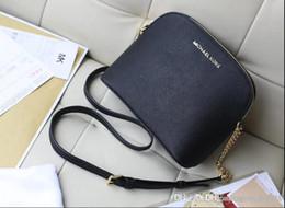 Modelli della borsa della spalla online-All'ingrosso della fabbrica 2019 borsa calda croce modello in pelle sintetica shell catena borsa a tracolla messenger fashionista 225 #