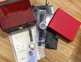 Cajas de reloj de lujo para hombre relojes Cajas con logotipo r-chard m-le caja de madera 01 desde fabricantes