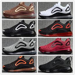 Argentina nike air max 720 running shoes Envío libre de corte duro zapatos al aire libre para hombres Nano gota zapatos de malla de plástico 8 colores sin caja de zapatos cheap hard plastic running shoes Suministro