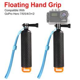 2019 plastik-selbststöcke Action surf tauchrute Selfie stick tragbare unterwasser schwimmhandgriff für xiaomi yi 4 k eken h9 action kamera