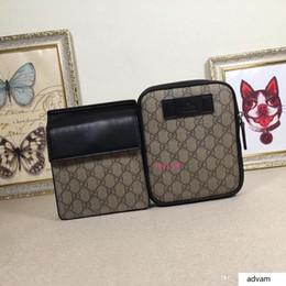 2019 sacchetti di freddo caldi all'ingrosso Borse a tracolla uomo Bolsas Genuine Leather briefcases borsa a tracolla uomini borsa crossbody