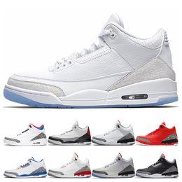 korea sneaker Rabatt Mens Pure White Basketball-Schuhe oben basteln QS Katrina JTH Korea dankbar Stadt des Fluges Cyber Montag Sneakers Männer Sportschuhe 40-47