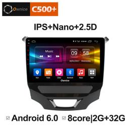 """Écran chevrolet cruze en Ligne-9 """"2.5D Nano IPS d'écran Android Octa Core / 4G LTE Media Player avec GPS RDS Radio / Bluetooth pour Chevrolet Cruze 2015 # 5853"""