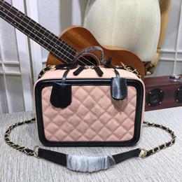Canada Vente chaude nouvelle mode sacs sac cosmétique sac à provisions de luxe sacs femmes sangle de chaîne de glissement matériel antique dame marque sacs fourre-tout viennent avec Offre