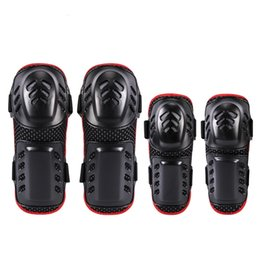 4pcs / set Multi - genouillère trou coude protecteur anti-sismique protection anti-chute patinage ski vélo protecteur moto Sports Safety ? partir de fabricateur