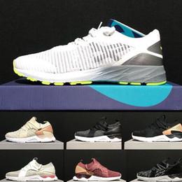 huge discount 41e32 b110a Gel-Lyte V Sanze Tricot Chaussures De Course Pour Hommes Femmes Classique  Conception Sport Chaussures De Sport De Choc Léger Jogging Marche Randonnée  ...