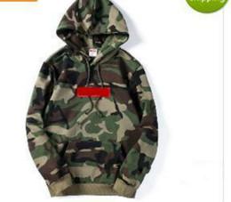 Fashion-Mens Marke Hoodie spezielle Reise Camouflage Sweatshirt Gorilla Kleid Hiphop Sweatshirt Skating Schuhe hochwertige Hoodie von Fabrikanten