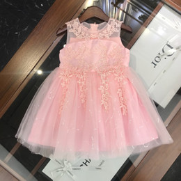 d290895d68b young style dresses Coupons - Children s wear girl dress baby skirt Young  child 2019 new products