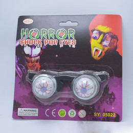 Halloween Glow in Dark Bulbi Oculari 10pcs Decorazione Accessorio