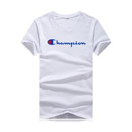 Top brand t shirts men famous on-line-Camisa dos homens da marca t top star com a mesma camiseta monogrammed t camisa famosa designer de campeão especial de designer