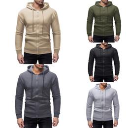 22d85e97e697b 2019 sudaderas con capucha 2019 nuevo estilo de moda de los hombres  calientes con capucha liso
