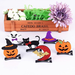 Decorazioni di Halloween figli adulti tornante zucca Bat fantasma Black Cat divertente Kindergarten sfera Dress Up Props Copricapo da