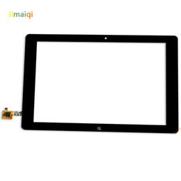 Средний дигитайзер планшета онлайн-Для 10,1 '' дюймов FPC101-0869AT Tablet Внешний емкостный сенсорный экран MID Внешний дигитайзер Стеклянная панель Замена датчика