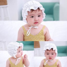 a8337c5582c PUDCOCO Baby Sun Hat Summer Beach Caps Bucket Cap Newborn Toddler Kids Boy  Girl Hats 0-4 Years