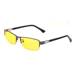 Vazrobe Computador Óculos Homens Bloqueio Luz Azul Ray Anti Reflexivo  Gaming Trabalho Eye Protect Anti Fadiga Óculos de Armação Homem olho de raio  barato 37aec8bea6