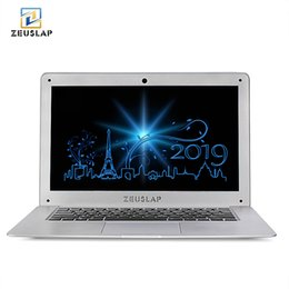 2019 a8 quad kern ZEUSLAP-A8 Plus 14-Zoll-Ultradünner Laptop 4 GB Ram + 128 GB SSD Intel Quad Core Schnellstart Win10 Ultrabook Notebook-Computer günstig a8 quad kern
