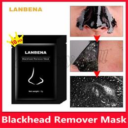 LANBENA Siyah Maske Yüz Bakımı Maskesi Temizleme Yırtılma Tarzı Gözenek Şerit Derin Temizlik Burun Akne Siyah Nokta Remover Yüz Maskesi nereden derin gözenek temizleme burun şeritleri tedarikçiler