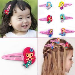 Criativo Multicolor Sereia Shapes Clipe de Cabelo Rosa Bebê Crianças Presilhas Acessórios Presentes Decoração Frete Grátis de Fornecedores de nova foto menina coreana