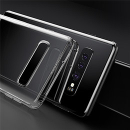 baseus phone case Coupons - Baseus Simply Case For S10 S10+ Luxury Phone Case Ultra Thin Slim TPU Back Cover Case Protective Shell