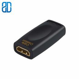 Усилитель репитера hdmi онлайн-Повторитель HDMI 2.0 4K @ 60Гц Усилитель сигнала HDMI-HDMI Усилитель Усилитель сигнала Переходник «мама-женщина» для Oculus Rift HMD