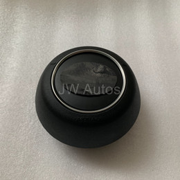 Rodas audi a8 on-line-SRS para AUDI TT RS4 RS6 R8 S5 S3 A8 Tampa Do Airbag Emblema Tampa Do Airbag Do Motorista do carro Emblema