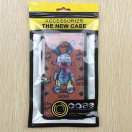 las bolsas de plástico del teléfono celular Rebajas 12 * 21 cm transparente Zipper Plastic Retail Poly opp bolsa de embalaje para teléfono celular Cable USB cargador agujero paquete paquete bolsas